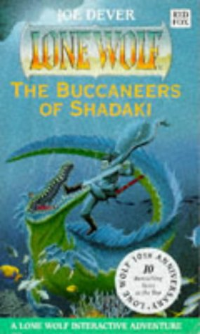 9780099252818: The Buccaneers of Shadaki (Lone Wolf)