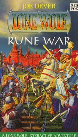 9780099253013: Rune War (Lone Wolf - New Order Series)