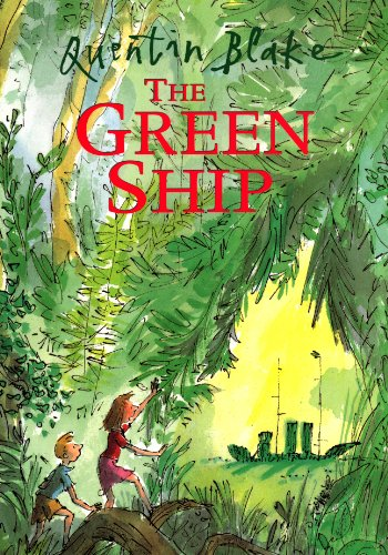 9780099253327: The Green Ship (Red Fox Picture Books)