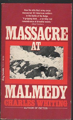 9780099254300: Massacre at Malmedy