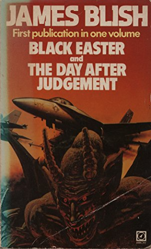 9780099254508: Black Easter and The Day After Judgement