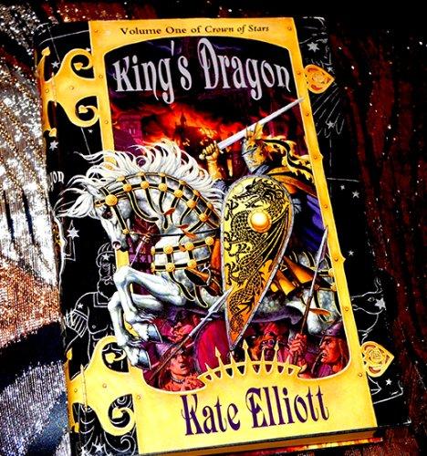 9780099255420: King's Dragon (Crown of Stars)
