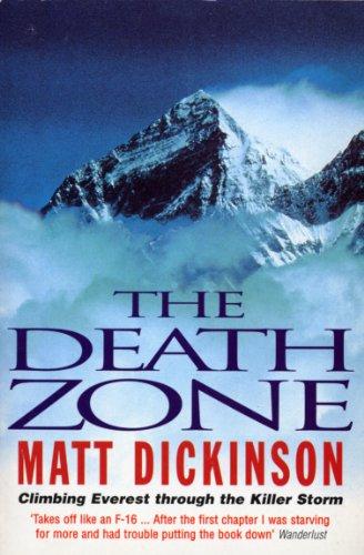 9780099255727: THE DEATH ZONE: CLIMBING EVEREST THROUGH THE KILLER STORM
