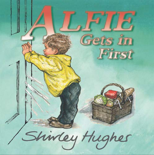 9780099256052: Alfie Gets In First (Red Fox picture books)