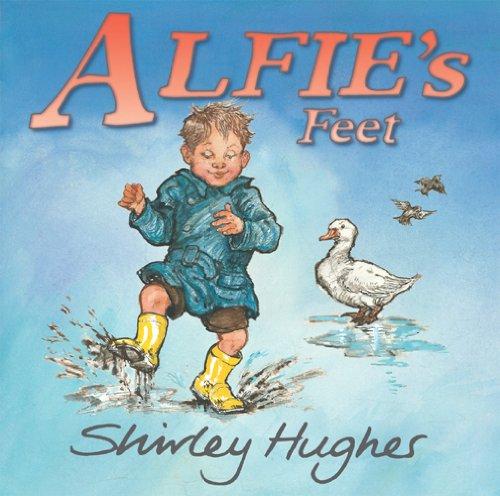 9780099256069: Alfie's Feet
