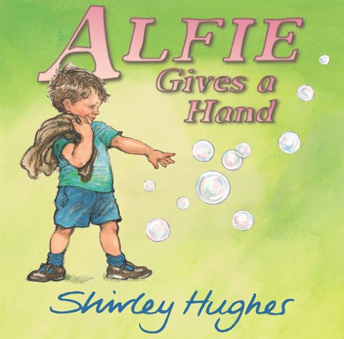 9780099256076: Alfie Gives a Hand