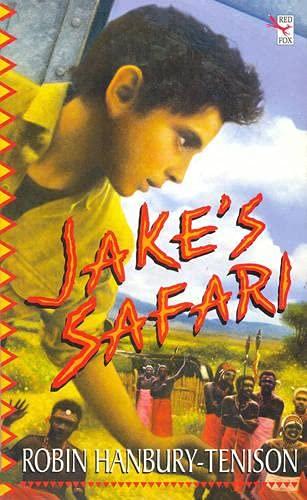 9780099256267: Jake's Safari (Red Fox Older Fiction)