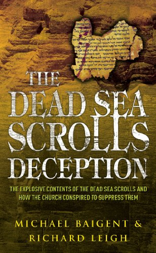 9780099257035: The Dead Sea Scrolls Deception