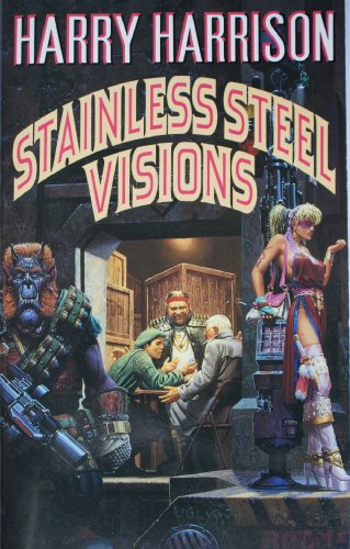 9780099260219: Stainless Steel Vision