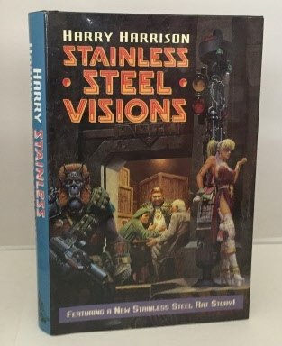 9780099260219: Stainless Steel Visions