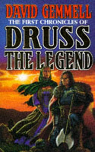 9780099261414: The First Chronicles Of Druss The Legend