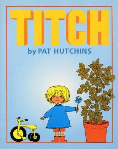 9780099262534: Titch (Red Fox Picture Books)
