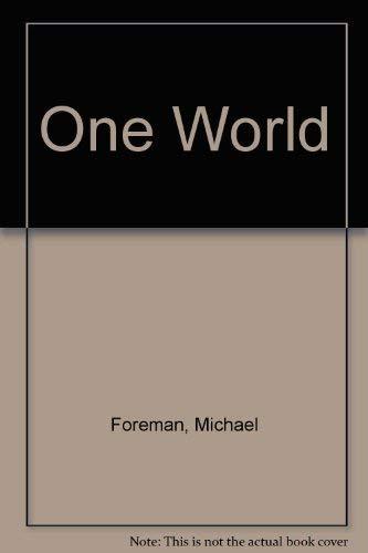 9780099262589: One World