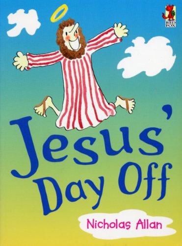 9780099262732: JESUS' DAY OFF