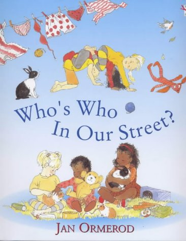9780099262893: Who's Who in Our Street