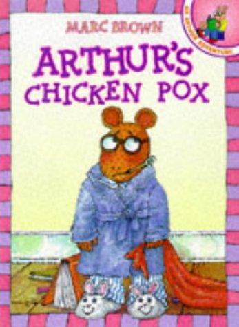 9780099263142: Arthur's Chicken Pox (Red Fox picture books)