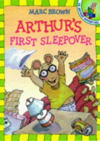 9780099263159: Arthur's First Sleepover (Red Fox picture books)