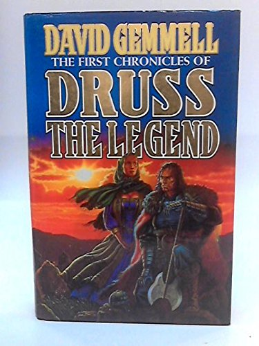 9780099263319: The First Chronicles Of Druss The Legend