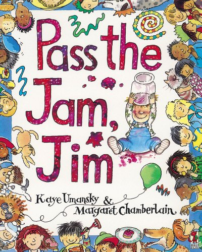 9780099263449: Pass the Jam, Jim (Mini Treasure)