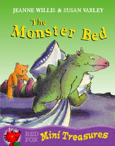 9780099263456: Monster Bed, The (Mini Treasure)