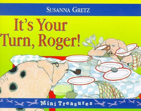 9780099263524: It's Your Turn Roger (Mini Treasure)