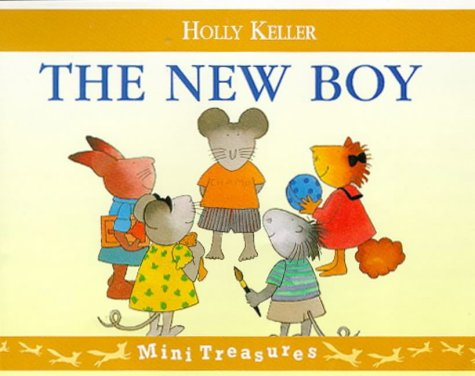 9780099263555: The New Boy (Mini Treasure)