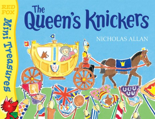9780099263562: The Queen's Knickers (Mini Treasure)