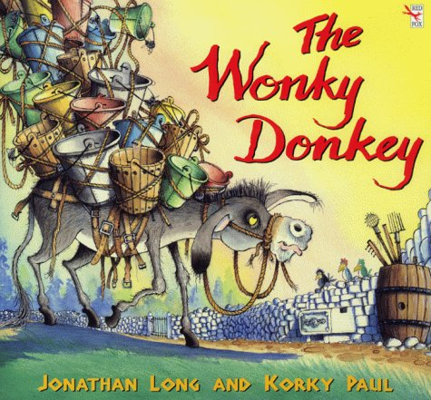 9780099263968: The Wonky Donkey