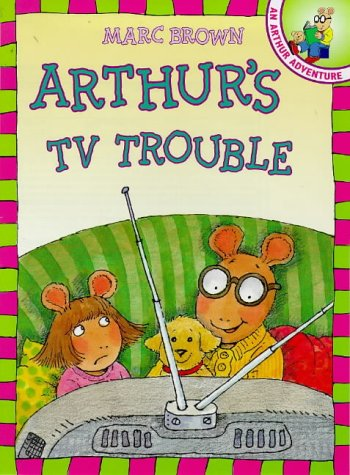 9780099264071: Arthur's TV Trouble (Red Fox picture books)
