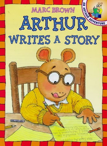 9780099264088: Arthur Writes a Story (Red Fox picture books)