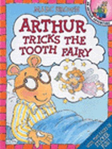 Arthur Tricks the Tooth Fairy: An Arthur Sticker Book (Arthur Adventure): Brown, Marc