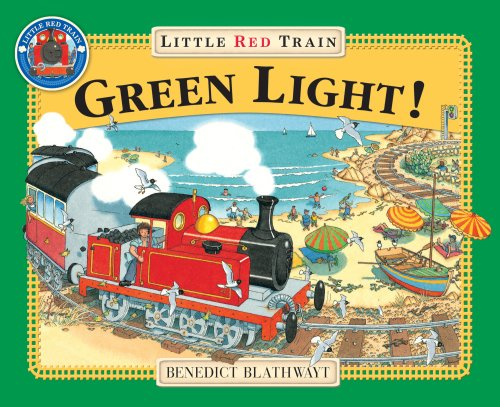 9780099265023: The Little Red Train: Green Light