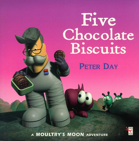 9780099265160: Five Chocolate Biscuits (Moultry's Moon)
