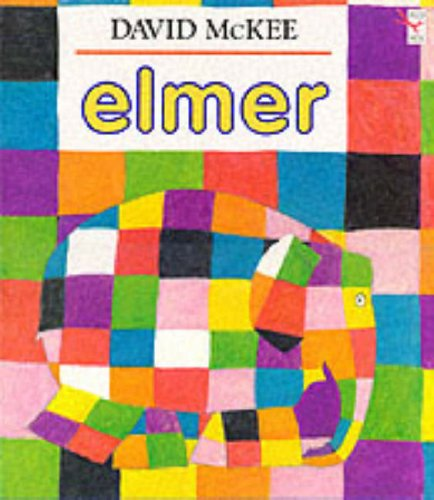 9780099265283: Elmer: The Story of a Patchwork Elephant (Big Book)