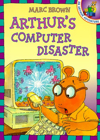 9780099265771: Arthur's Computer Disaster (Red Fox picture book)