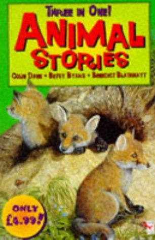 9780099265832: Three In One - Animal Stories: The Winged Colt Of Casa Mia; Stories Of Firefly Ireland; Farthing Wood, The Adventure Begins