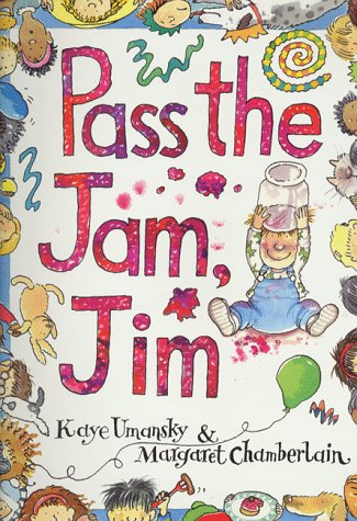 9780099266143: Pass the Jam, Jim (Big Book)