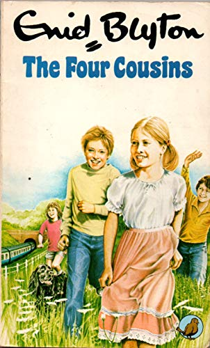 9780099266402: The Four Cousins (Red Fox middle fiction)