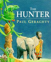 9780099267119: The Hunter: Big Book (Red Fox giant picture book)