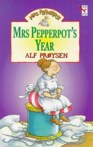 9780099267270: Mrs Pepperpot's Year