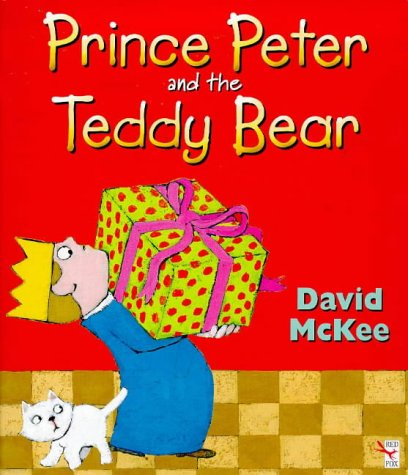 9780099267287: Prince Peter and the Teddy Bear (Red Fox Picture Book)