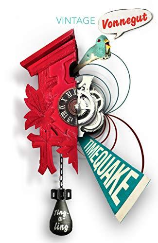 Timequake (0099267543) by Kurt Vonnegut