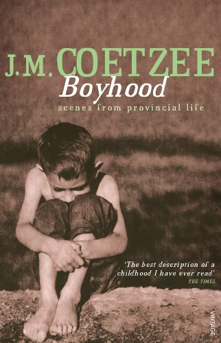 9780099268277: Boyhood: Scenes from provincial life: A Memoir