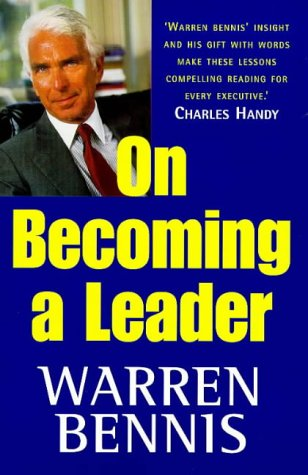 9780099269397: On Becoming A Leader