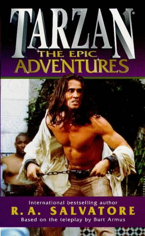 9780099269595: Tarzan: The Epic Adventures