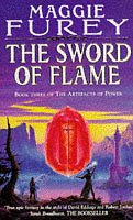 9780099270911: The Sword of Flame. Book 3 of the Artefacts of Power