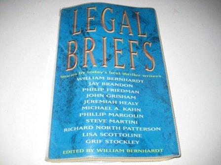 9780099271789: Legal Briefs