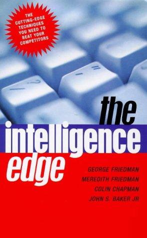 9780099271932: The Intelligence Edge