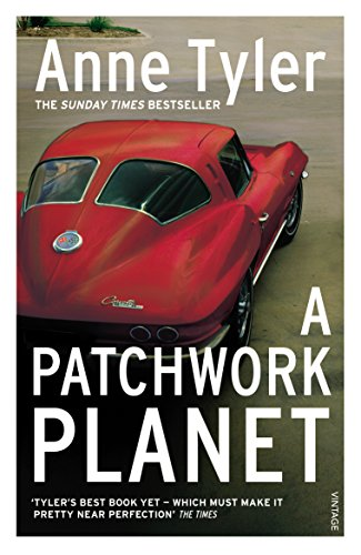 Patchwork Planet Uk Edition: Anne Tyler