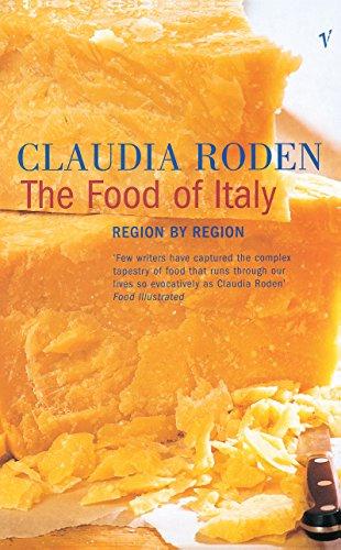 9780099273257: The food of Italy: region by region